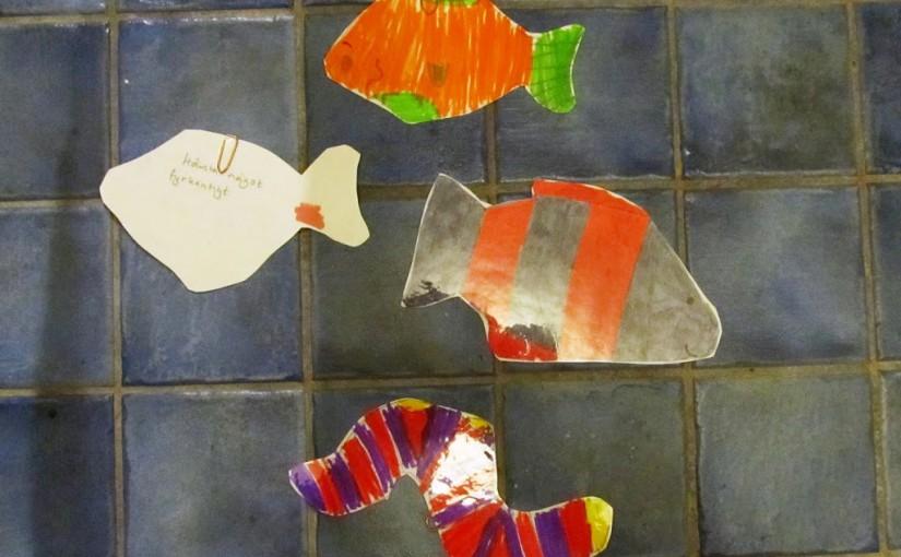 Fiskfångsten – språkutvecklande arbetssätt i förskolan